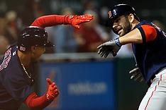 20180420 - Boston Red Sox at Oakland Athletics