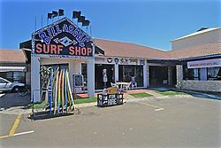 Jeffrey's Bay  Surf Shop