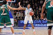 DESCRIZIONE : Eurocup 2014/15 Last32 Dinamo Banco di Sardegna Sassari -  Banvit Bandirma<br /> GIOCATORE : Edgar Sosa<br /> CATEGORIA : Palleggio Schema Mani<br /> SQUADRA : Dinamo Banco di Sardegna Sassari<br /> EVENTO : Eurocup 2014/2015<br /> GARA : Dinamo Banco di Sardegna Sassari - Banvit Bandirma<br /> DATA : 11/02/2015<br /> SPORT : Pallacanestro <br /> AUTORE : Agenzia Ciamillo-Castoria / Luigi Canu<br /> Galleria : Eurocup 2014/2015<br /> Fotonotizia : Eurocup 2014/15 Last32 Dinamo Banco di Sardegna Sassari -  Banvit Bandirma<br /> Predefinita :