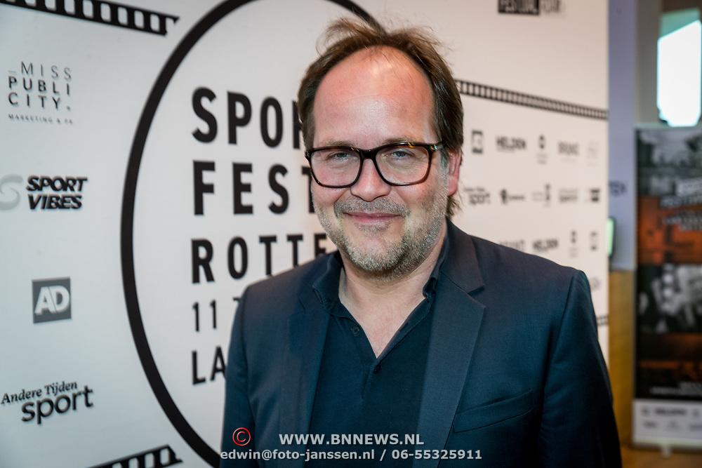 NLD/Rotterdam/20180412 - Hoe Zuid-Korea Guus Hiddink veroverde première, Michel van Egmond