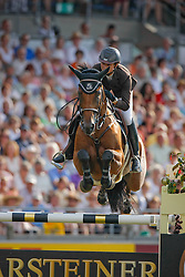 Leprevost Penelope (FRA) - Jubilee d'Ouilly<br /> CHIO Aachen 2009<br /> Photo © Hippo Foto