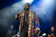 The Roots perform on stage for On Blackheath festival at Blackheath Common on 13th July, 2019 in London, United Kingdom.