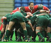 Reading. United Kingdom.   Rugby. England vLondon Irish vs Gloucester Rugby,  Gloucester's hooker,  Jawad Djoudi. [Mandatory Credit; Peter Spurrier/Intersport Images]