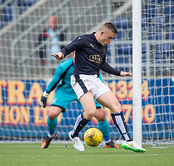 Falkirk's John Baird. Falkirk 3 v 1 East Fife, Petrofac Training Cup played 25th July 2015 at The Falkirk Stadium.