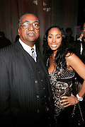 """Charles Steele, President SCLC, and Michele Murray, Alize Brand Director at The Ludacris Foundation 5th Annual Benefit Dinner & Casino Night sponsored by Alize, held at The Foundry at Puritan Mill in Atlanta, Ga on May 15, 2008.. Chris """"Ludacris"""" Bridges, William Engram and Chaka Zulu were the inspiration for the development of The Ludacris Foundation (TLF). The foundation is based on the principles Ludacris learned at an early age: self-esteem, spirituality, communication, education, leadership, goal setting, physical activity and community service. Officially established in December of 2001, The Ludacris Foundation was created to make a difference in the lives of youth. These men have illustrated their deep-rooted tradition of community service, which has broadened with their celebrity status. The Ludacris Foundation is committed to helping youth help themselves."""