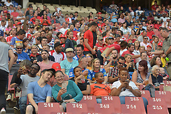 070418 Emirates Airlines Park, Ellis Park, Johannesburg, South Africa. Super Rugby. Lions vs Stormers. Supporters and fans of both teams.<br />Picture: Karen Sandison/African News Agency (ANA)