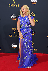 Jane Krakowski arriving for The 68th Emmy Awards at the Microsoft Theater, LA Live, Los Angeles, 18th September 2016.