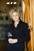 Holly Turner, wine maker at Three Rivers WInery