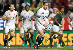 Danny Cipriani of England- Mandatory by-line: Steve Haag/JMP - 23/06/2018 - RUGBY - DHL Newlands Stadium - Cape Town, South Africa - South Africa v England 3rd Test Match, South Africa Tour