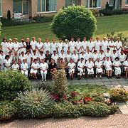 Groepsfoto personeel Vooranker Huizen