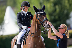 Dufour Cathrine, DEN, Bohemian<br /> CHIO Aachen 2019<br /> © Hippo Foto - Sharon Vandeput<br /> 18/07/19