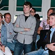 NLD/Amsterdam/20110318 - Boekpresentatie Mark Tuitert, Jac Orie, Rob Tuitert en Gianni Romme