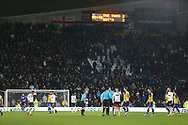 The game ends 2-2 during the The FA Cup 3rd round match between Derby County and Southampton at the Pride Park, Derby, England on 5 January 2019.