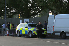 Armed Police Search Portsmouth