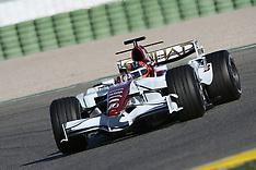 2008 Test January Valencia