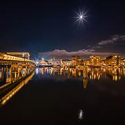 website: www.aziznasutiphotography.com                                           Picture has been taken from Blomsterbrua (Verfstbru).