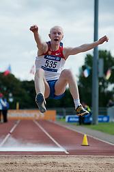 KEGELEV Evgeny, 2014 IPC European Athletics Championships, Swansea, Wales, United Kingdom