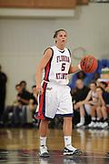 2010 FAU Women's Basketball vs Webber State