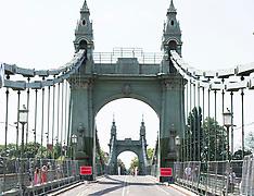 Hammersmith Bridge 18th July 2021