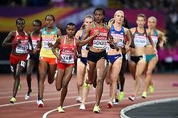 Beatrice Chepkoech of Kenya looks on - Mandatory byline: Patrick Khachfe/JMP - 07966 386802 - 11/08/2017 - ATHLETICS - London Stadium - London, England - Women's 3,000m Steeplechase Final - IAAF World Championships