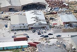 Destruction from Hurricane Dorian at Marsh Harbour in Great Abaco Island, Bahamas on Wednesday, September 4, 2019. Photo by Al Diaz/Miami Herald/TNS/ABACAPRESS.COM