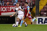 Eoin Doyle ,Lewis Spence  during the EFL Sky Bet League 2 match between Scunthorpe United and Bolton Wanderers at the Sands Venue Stadium, Scunthorpe, England on 24 November 2020.