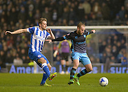Brighton and Hove Albion v Sheffield Wednesday 080316