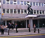 Trades Union Congress building, London, England