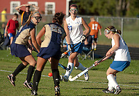 Girls Varsity Field Hockey Gilford versus Sanborn September 8, 2011.
