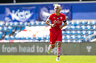 Barnsley midfielder Kenny Dougall (4) during the EFL Sky Bet Championship match between Queens Park Rangers and Barnsley at the Kiyan Prince Foundation Stadium, London, England on 20 June 2020.
