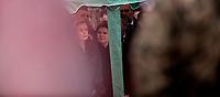 01.03.2016 Augustow woj podlaskie Ogolnopolskie obchody Narodowego Dnia Pamieci Zolnierzy Wykletych n/z Prezes Rady Ministrow Beata Szydlo pod pomnikiem Zolnierzy Polski Podziemnej Poleglych na Kresach II RP w latach 1944 – 1954 fot Michal Kosc / AGENCJA WSCHOD