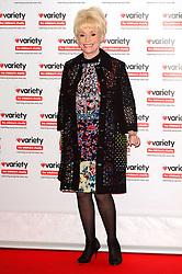October 18, 2016 - London, London, UK - DAME BARBARA WINDSOR attends the Variety Showbiz Awards at the Hilton Park Lane Hotel. London, UK. (Credit Image: © Ray Tang/London News Pictures via ZUMA Wire)