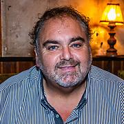 NLD/Blaricum/20190821 - Amsterdamse zanger Peter Beense