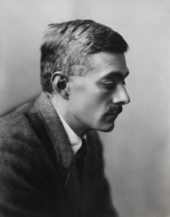 Henry Williamson, author & journalist, England, UK, 1927