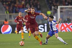 Roma v Porto - 12 Feb 2019