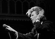 David Bowie in concert gallery, 31-10-2020