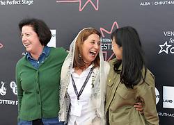 Edinburgh International Film Festival, Thursday, 21st June 2018<br /> <br /> Juror's Photocall<br /> <br /> Pictured: Grainne Humphreys, Simin Motamed-arya and Yung Kha make up the International Jury<br /> <br /> (c) Aimee Todd | Edinburgh Elite media