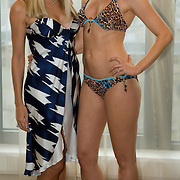LONDON - JANUARY 22: Caprice, model and lingerie designer personally unveils her spring/summer collection and launches her first swimwear range at the Hotel Intercontinental, on January 22, 2008 in London England.