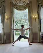In:Spa Yorkshire Yoga Retreat for Condé Nast Traveller