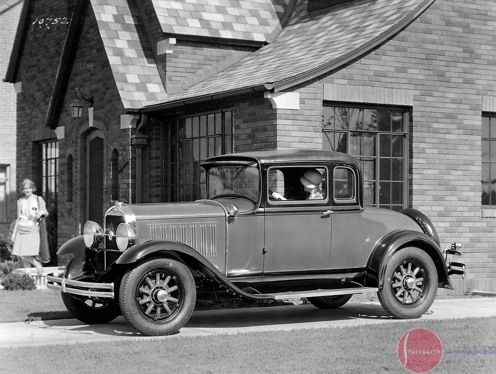 1929-30 Studebaker Dictator FC Coupe