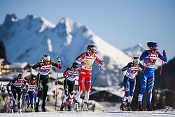 February 24, 2019 - Seefeld In Tirol, AUSTRIA - 190224 Maiken Caspersen Falla of Norway competes in women's team sprint semi final during the FIS Nordic World Ski Championships on February 24, 2019 in Seefeld in Tirol..Photo: Joel Marklund / BILDBYRN / kod JM / 87888 (Credit Image: © Joel Marklund/Bildbyran via ZUMA Press)