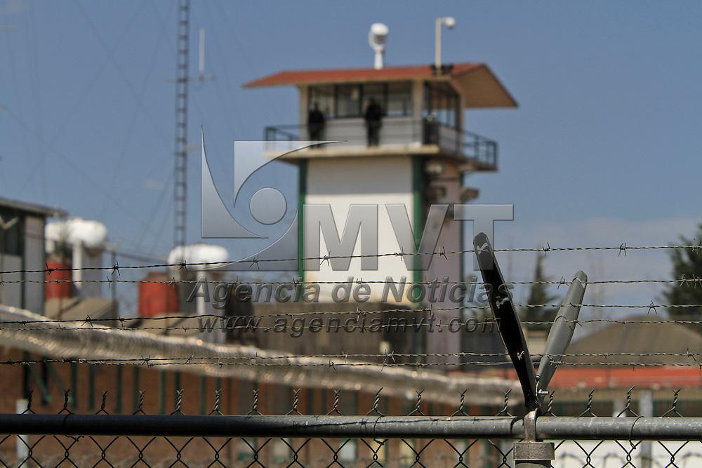 ALMOLOYA DE JUAREZ, Mexico.- Aspectos generales del penal estatal de Santiaguito. Agencia MVT / Mario Vazquez de la Torre. (DIGITAL)