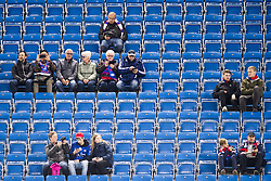September 20, 2017 - Oslo, NORWAY - 170920 Spectators at the stands during the cup match between VÃ¥lerenga and Sarpsborg 08 on September 20, 2017 in Oslo.Photo: Fredrik Varfjell / BILDBYRÃ…N / kod FV / 150014 (Credit Image: © Fredrik Varfjell/Bildbyran via ZUMA Wire)