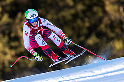 18.12.2018, Saslong, St. Christina, ITA, FIS Weltcup Ski Alpin, Abfahrt, Damen, im Bild Mirjam Puchner (AUT) // Mirjam Puchner of Austria in action during her run in the ladie's Downhill of FIS ski alpine world cup at the Saslong in St. Christina, Italy on 2018/12/18. EXPA Pictures © 2018, PhotoCredit: EXPA/ Johann Groder