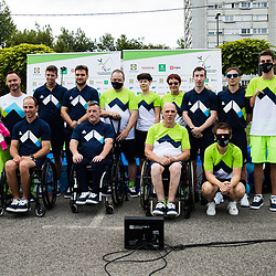 20210809: SLO, Events - Press conference of ZSIS before Tokio 2020 Para Olympic games