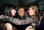 ALAN YENTOB; CAROLINE MICHEL, Party for Perfect Lives by Polly Sampson. The 20th Century Theatre. Westbourne Gro. London W11. 2 November 2010. -DO NOT ARCHIVE-© Copyright Photograph by Dafydd Jones. 248 Clapham Rd. London SW9 0PZ. Tel 0207 820 0771. www.dafjones.com.