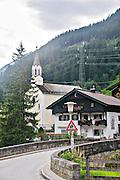 Ginzling, Tyrol, Austria The Church