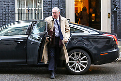 © Licensed to London News Pictures. 05/02/2019, London, UK. Geoffrey Cox - Attorney General arrives in Downing Street for the weekly Cabinet meeting. Photo credit: Dinendra Haria/LNP