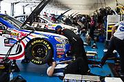 May 20, 2017: NASCAR Monster Energy All Star Race. Mechanics