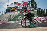 2021 UCI BMXSX World Cup 1&2<br /> Verona (Italy) - Friday Practice<br /> ^me#224 LUI HIN TSAN, Tatyan (FRA, ME) Faith, Chase